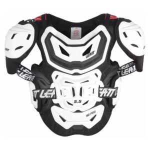 Мотозащита тела LEATT Chest Protector 5.5 Pro HD White