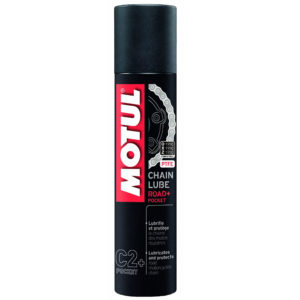 Смазка цепи MOTUL C2+ CHAIN LUBE ROAD PLUS POCKET (100ML)