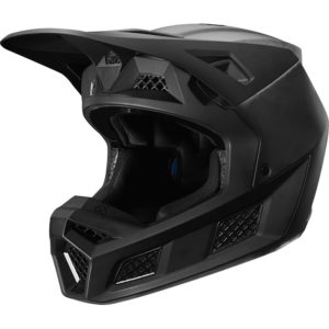 Мотошлем FOX V3 Solids Carbon/Black