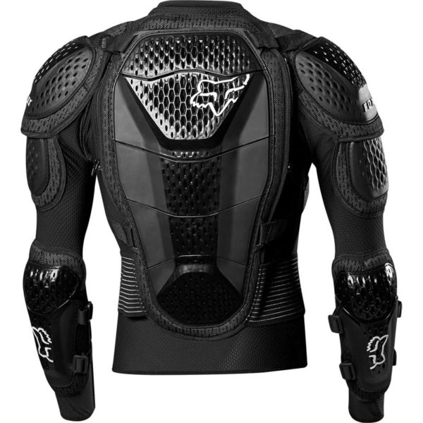 Моточерепаха FOX Titan Sport Black